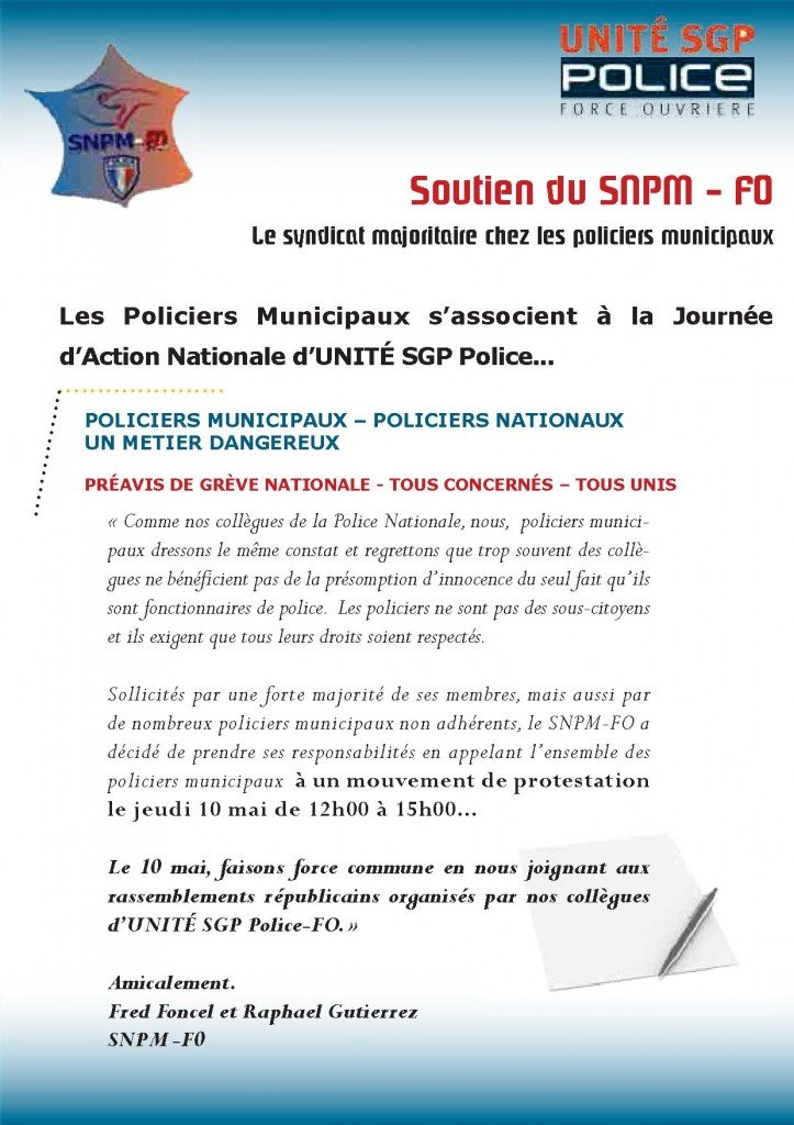Manifestation du 10 mai 2012 dans Police municipale SOUTIENSNPM-FO2-723x1024
